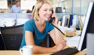 Eine Zahlungserinnerung per Telefon ist die erfolgversprechendste Variante und sollte stets in Erwägung gezogen werden. (#1)