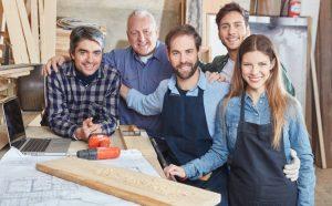 Die sogenannte Kleinunternehmerregelung vereinfacht die Finanzbuchhaltung für Kleinunternehmer erheblich. (#4)