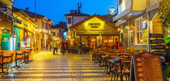 Glückshotel Türkei
