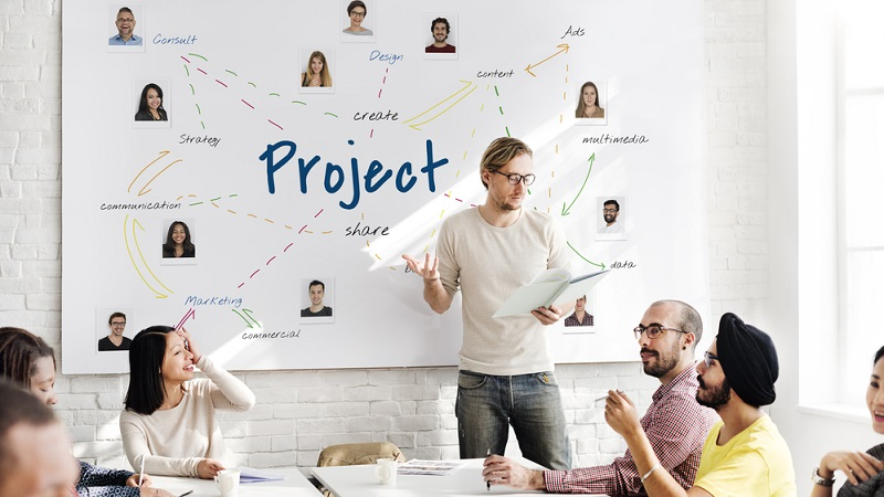 Der Projektauftrag selbst wird durch mehrere Richtlinien definiert, die sich anhand der vorhandenen Herangehensweise unterscheiden. (Foto: Shutterstock- Rawpixel.com)