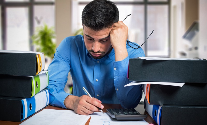 Veränderungen in der Geschäftfsbuchhaltung sind an der Tagesordnung ( Foto: Shutterstock-Minerva Studio )